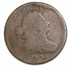 US 1804 Draped Bust 1/2 cent
