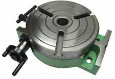 """RDGTOOLS 6""""/150 mm Slim Line Vert Table Rotative Pour Fraisage MacHines"""