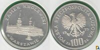 POLONIA - POLSKA. 100 ZLOTYCH DE 1975. PLATA 0.625.