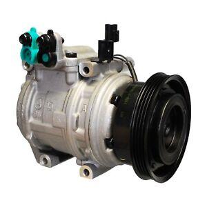 For Hyundai Tucson Kia Sportage 2.0 L4 A/C Compressor and Clutch Denso 471-6028