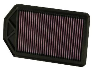 K&N Hi-Flow Performance Air Filter 33-2377 fits Honda CR-V 2.4 (RE), 2.4 i-Vt...