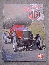 Enjoying MG (June 2005) MGA, VVC Engine Modification, Sammy Davis, MGB