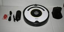 IRobot Roomba 620 Staubsauger Reinigungs Roboter mit Zubehör-gebraucht geöffnet Kasten