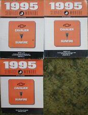 1995 Chevrolet Cavalier Sunfire service manuals  95