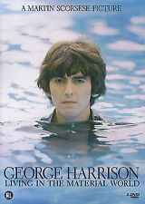 George Harrison : Living in the material world (2 DVD)
