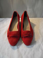 Chaussures vintage femme années 1950/60 taille 8