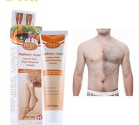 Hair Removal Organic Depilatory Cream Natural Plant For Women Men With Extract