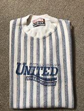 Peterborough United Long Sleeve T-Shirt Retro Vintage Strike Force Size M 90s