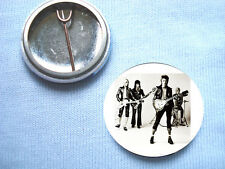 David Bowie-Spiders From Mars 25mm  Badge Mott The Hoople T.Rex  Mick Ronson
