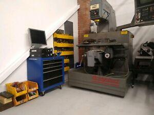 Bridgeport Cnc Vmc Milling Machine