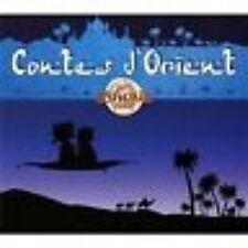 CD DIGIPACK CONTES D'ORIENT - SHEHERAZADE / ALI BABA / ALADIN / SINDBAD neuf