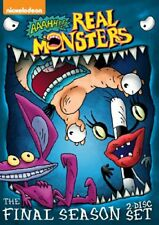 New: AAAHH!! REAL MONSTERS - The Final Season DVD