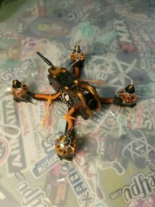 """Tyro79 3""""  FPV Racing Freestyle Quad Drone Fully assembled and tuned FrSky"""