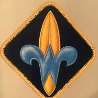 Two Vintage Cub Scout Insignia Color Poster Lithographs with 2 Badges & Enve
