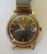 Mondaine Men's Swiss Automatic Wristwatch:Incabloc, Gold Plated: working order