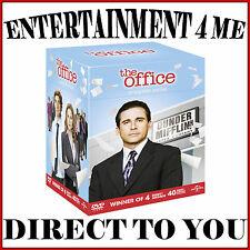 THE OFFICE-COMPLETE SERIES -SEASONS 1 2 3 4 5 6 7 8 & 9   *BRAND NEW DVD BOXSET*