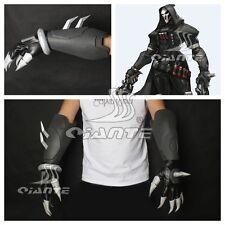 OW Overwatch Reaper Cosplay Gloves EVA Hand Armor Cosplay Prop New