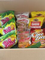 Authentic Jamaican Snack Box