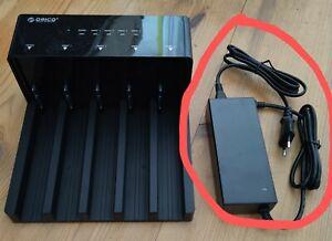 Ersatznetzteil 12V 6,5A für ORICO 6558US3-C USB 3.0 SATA Festplattengehäuse