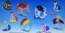 My Little Pony Movie - 2017 McDonalds Happy Meal Toys - Complete Set (8) NIP