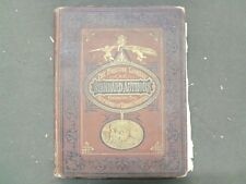 1876 THE FIRESIDE LIBRARY STANDARD AUTHORS VOLUME - JULES VERNE - KD 1870A