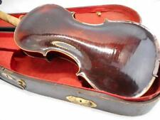 Antique Jacobus Stainer Copy 4/4 Violin Germany Very Nice Dark Finish Plays Good