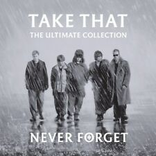 Never Forget: The Ultimate Collection - Take That (Album) [CD]
