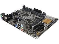 ASUS H110M-E/M.2 LGA 1151 Intel H110 HDMI SATA 6Gb/s USB 3.1 Micro ATX Motherboa