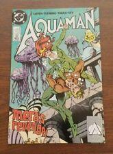 Aquaman #3 - Part 3 of 5 - August 1989