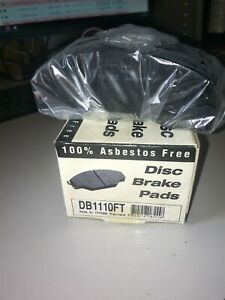 NEW FRONT FERODO BRAKE PADS SUIT HOLDEN APOLLO TOYOTA CAMRY .. DB1110