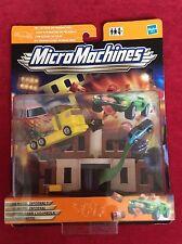 Micromachines El Hotel Infernal Hasbro 2001