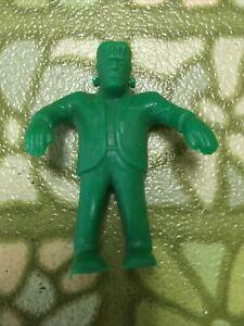 Vintage Palmer Plastics Frankenstein Monster Figure Green