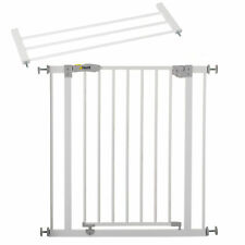 Hauck Open n Stop Safety Gate and 21cm Extension