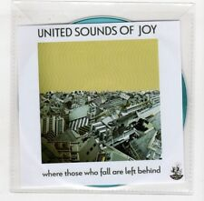 (IC88) United Sounds Of Joy, Where Those Who Fall Are Left Behind - 2017 DJ CD