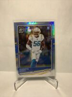 KENNETH MURRAY 2020 Panini Optic Silver Holo Prizm Rookie RC SP Chargers