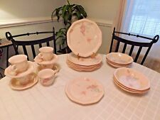 Mikasa Magic Moods 6 dinner plates 6 cereal bowls 1 salad plate 4 cups 4 saucers