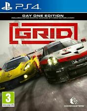 GRID: Day One Edition (PS4) Brand New & Sealed - UK Stock