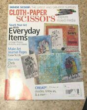 Cloth Paper Scissors Magazine May/Jun 2017