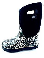 BOGS K CLSCS LEOPARD RAIN BOOTS 71561-009 Youth Size.US.5 / EU 38