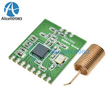 1Pc Cc1101 Wireless Module Transmission + Antenna 868Mhz M115 Fsk Gfsk Msk