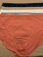 Auden Panties Size M 5-pair Repackaged