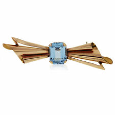 Rose Gold Diamonds & Gemstone Fine Brooches and Pins