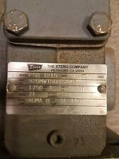 Used WINSMITH 920MWTS082X0G3 GEAR REDUCER RATIO Stero 44 Dishwasher P58-1215
