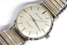 Seiko Crown 19 jewels 14036 handwind watch for Hobby/Watchmaker - Nice