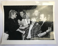 More details for vintage press photo bootleggers nightclub george michael john llsey george kemp
