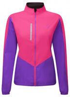 Ronhill Vizion Windlite Womens Running Jacket - Pink