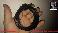 DELUXE MODEL ROLL UP 2M/70CM ROLL UP J-POLE/SLIM JIM ANTENNA WITH 10FT COAX