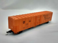 HO Scale 57' Mechanical Reefer - PACIFIC FRUIT EXPRESS - PFE #454530