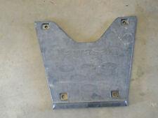 kawasaki prairie 650 kvf650 front rack plastic carrier plate cover 2002 2003