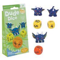 Dude Würfel Level 2 - Mal Tisch, Zusatz & Subtraktion Mathe Spiel Alter 6-8
